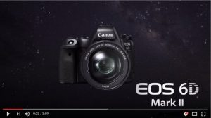 EOS 6D Mark II 特徴紹介