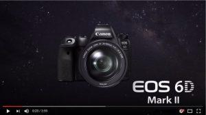 EOS 6D Mark II 特徴紹介